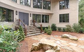 Backyard Walkway Ideas Stone Walkway Ideas House Plans And More