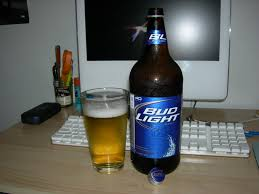 bud light beer alcohol content beer of the weekend 266 bud light