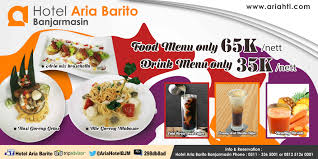 Aria Buffet Discount by Aria Barito Hotel In Banjarmasian South Kalimantan Book A Hotel