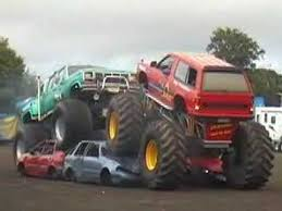 bigfoot monster trucks show