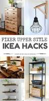 15 ikea hacks to add fixer upper style to your home