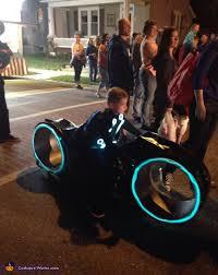 Tron Legacy Halloween Costume Legacy Sam Flynn Light Cycle Costume