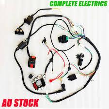 complete electrics 50cc 70cc 110cc 125cc atv quad coil cdi