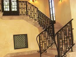 Banister Handrail Iron Staircase U0026 Balcony Railings Texas U0026 Florida Cantera Doors