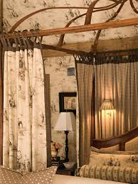 furniture white bedroom present parquet floor and modern cast iron