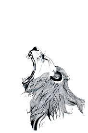 25 beautiful lion illustration ideas on pinterest king drawing
