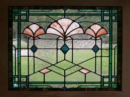 replace glass in window interior faux stained glass window film to little pictures of