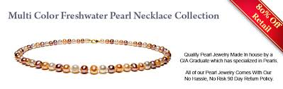 colored pearls necklace images Multi color pearl necklace multicolor pearl necklace jpg