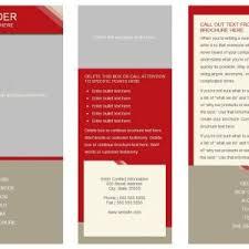 microsoft word brochure template youtube mughals