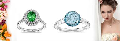 fine gemstone rings images Gemstone rings fine gemstone jewelry dazzbox jpg