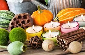 autumn pumpkin wallpaper autumn pumpkin candles