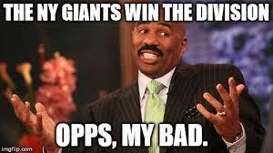 Giants Memes - steve harvey meme imgflip