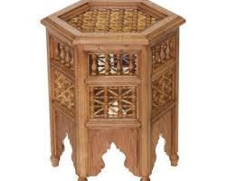 moroccan table etsy