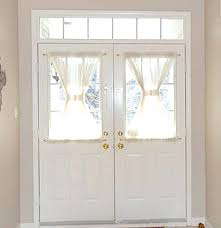 Curtain Ideas For Front Doors by Articles With Front Door Curtains Ideas Tag Outstanding Front
