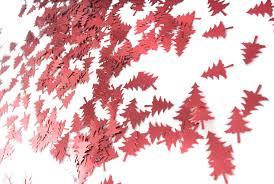 photo of metallic tree confetti free images