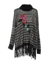 desigual women jumpers and sweatshirts polo neck discount