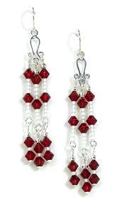 Cascading Bead Chandelier Earrings Express Best 25 Chandelier Earrings Ideas On Pinterest Earrings
