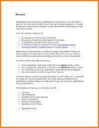 Emt Resumes 9 How To Write A Proper Resume Emt Resume