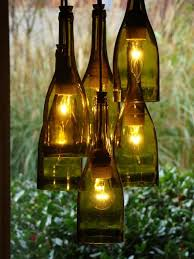 Glass Bottle Chandelier How To Build A Wine Bottle Chandelier Diy Projects For Everyone