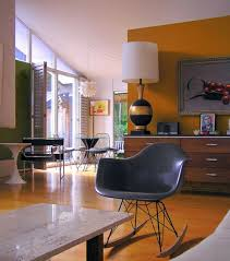 Eames Chair Living Room Few Ways Of Showcasing The Iconic Eames Molded Plastic Rocker