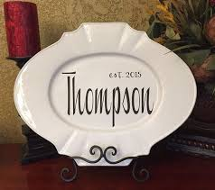 monogrammed plate 9 best monogrammed plates images on monograms plate