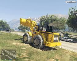 cat 994f caterpillar gta5 mods com