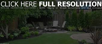Small Backyard Landscaping Ideas For Privacy Ideas For Backyard Privacy Home Outdoor Decoration