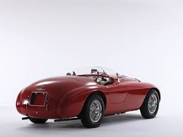 Ferrari California 1950 - rm sotheby u0027s 1950 ferrari 166 mm barchetta in the style of touring