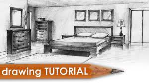 one point perspective drawing ppt interior how to make whitewash