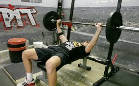 Wide Grip Bench Press For Chest Exercise Database Push Train With Purpose