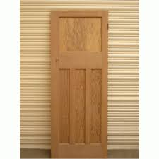 interior 1930s original stripped pine door up to 28 x 75 5