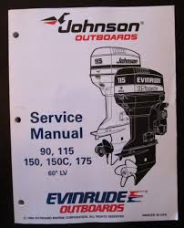 1995 evinrude johnson service repair manual 60 lv 90 115 150