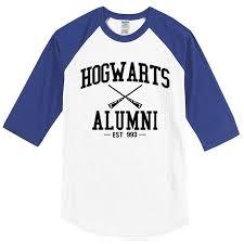 hogwarts alumni tshirt hot 2018 men s t shirts hogwarts alumni print o neck cotton t