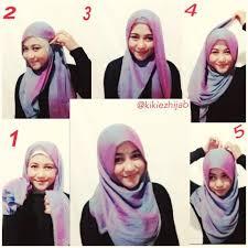 tutorial hijab paris zaskia pin by fahira hasna hamida on tutorial hijab pinterest