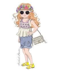 134 best kid fashion illustration images on pinterest fashion