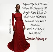 lupita nyong u0027o is not just beautiful her quotes are great