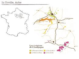 Champagne France Map by Vineyard Maps Dreyfus Ashby U0026 Co U2013 Purveyors Of Fine Wines