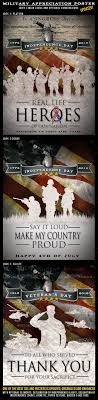 themed posters independence day themed design for posters flyers by