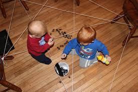 easy spider web crafts