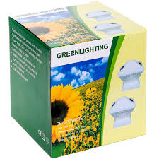 Solar Lights On Fence Posts by 12 Pack Solar Powered White Outdoor Garden Deck Dock 4x4 Pvc