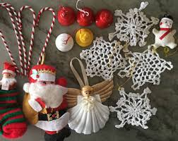 vintage 1950s decorations etsy