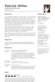 worker resume samples visualcv resume samples database