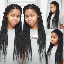 Single Braid Hair Extensions by African Hair Braiding Salons In London Uk Braiding London