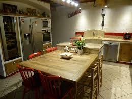 cuisiniste gard cuisine cagnarde cuisiniste gard ilot central table vieux