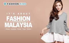 malaysia online boutique and fashion store fashionkins