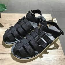 Sepatu Wakai sendal sepatu wakai preloved fesyen pria sepatu di carousell