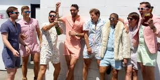 are romphim u0027s rompers for men the latest trend in menswear