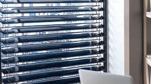 these solar panel window blinds generate energy while blocking