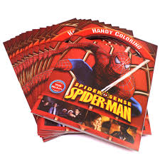 popular painting marvel spiderman buy cheap painting marvel