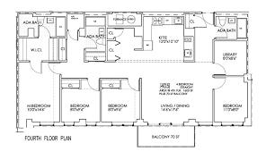 1600 Square Foot Floor Plans Eretz One Luxury Condominiums Floor Plans